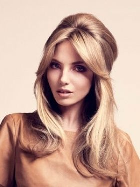 Big Http Lovelylonghairstyles Blogspot Com Hair Styles Romantic Hairstyles 70s Hair