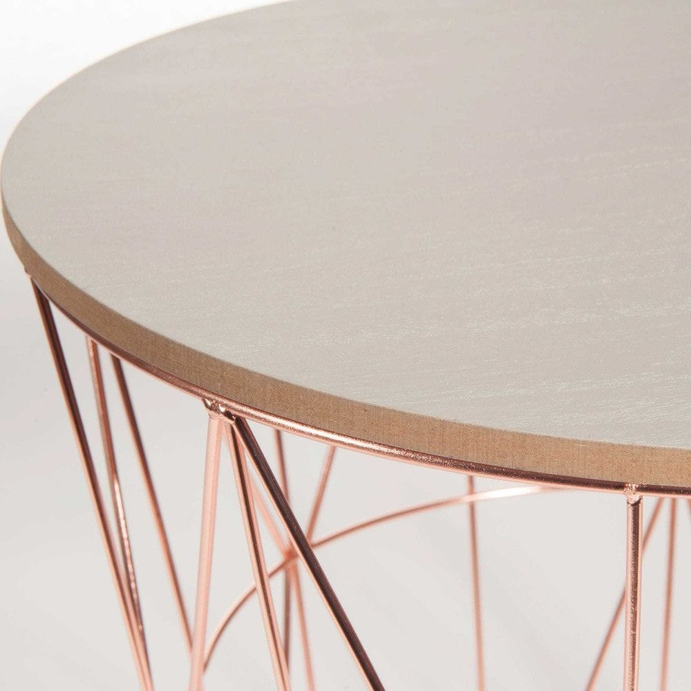 Table d appoint maison du monde awesome table d appoint - Du bout du monde table basse ...