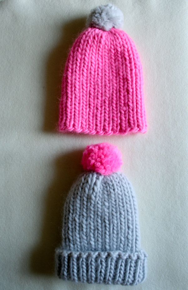Super Simple Super Soft Merino Baby Hat - the purl bee ...