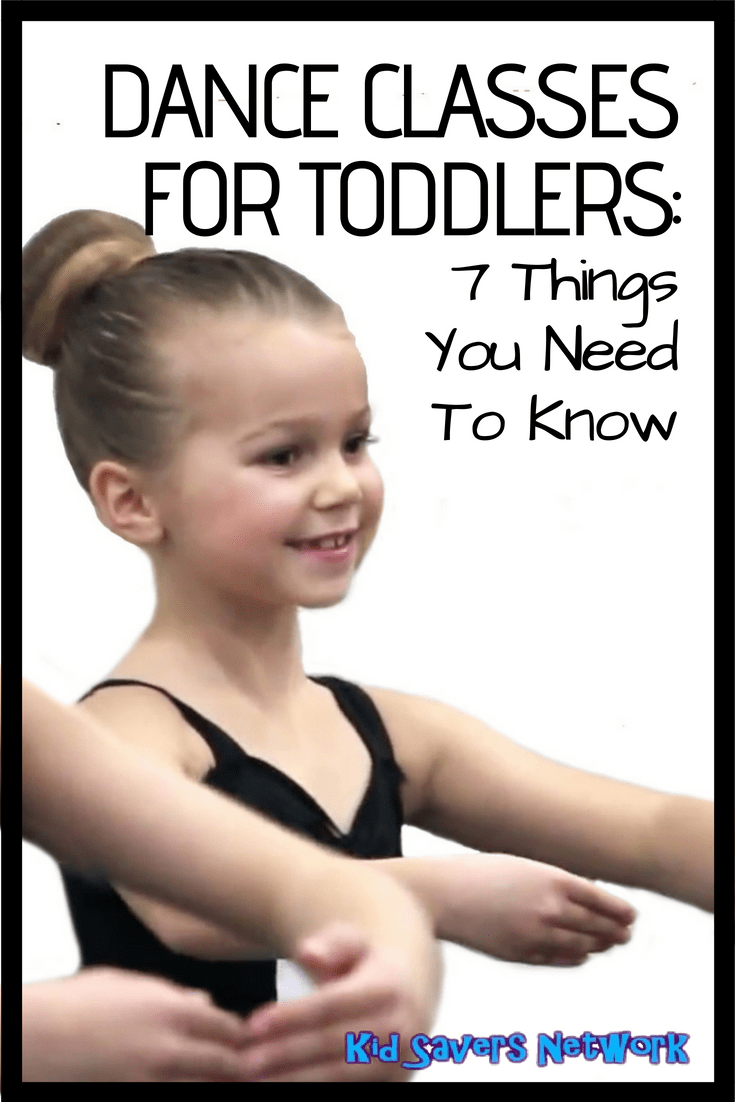 e32e97f4f Dance Classes For Toddlers – 7 Things You Need To Know!