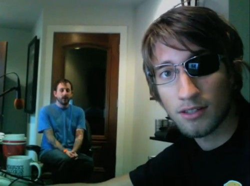 Gavin Free And Geoff Ramsey
