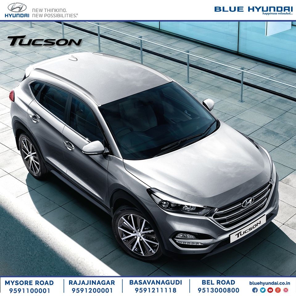 Pin on Blue Hyundai Showroom
