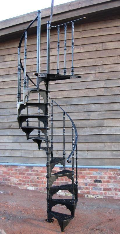 cast iron spiral stairs and catwalks salvoweb cast