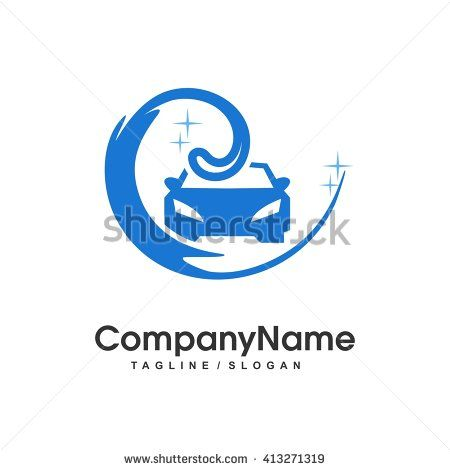 car wash logo icon vector | client reference | pinterest | logos