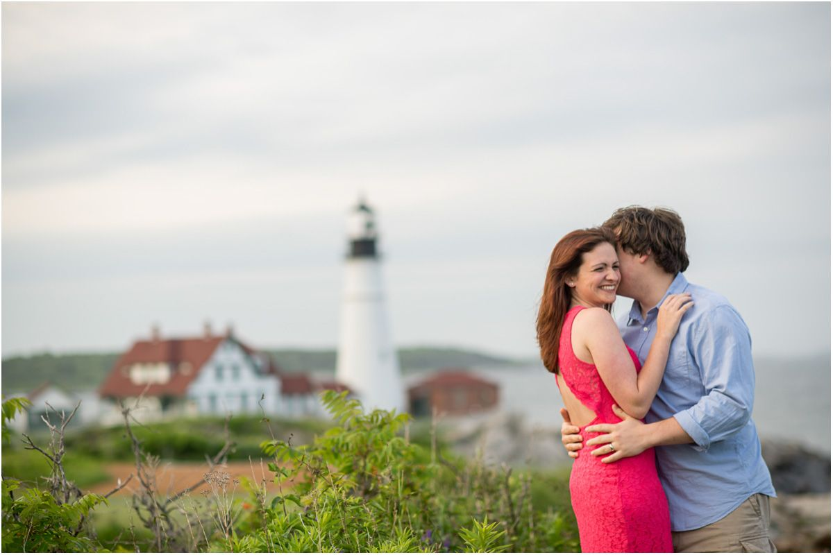 Maine Engagement Session