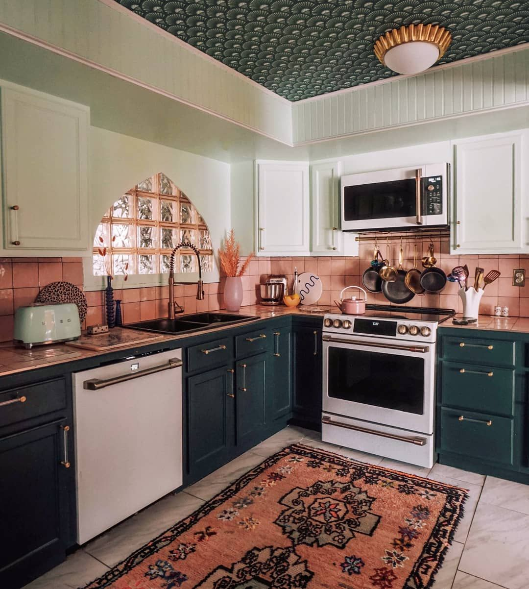 Stylish And Clean This Is What We Call Our Dream Kitchen Inmodinspo Arianna Danielson In 2020 Clean Kitchen Kitchen Kitchen Dining