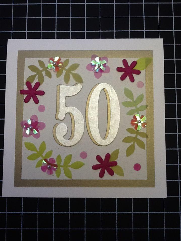 50th wedding anniversary card  wedding anniversary cards