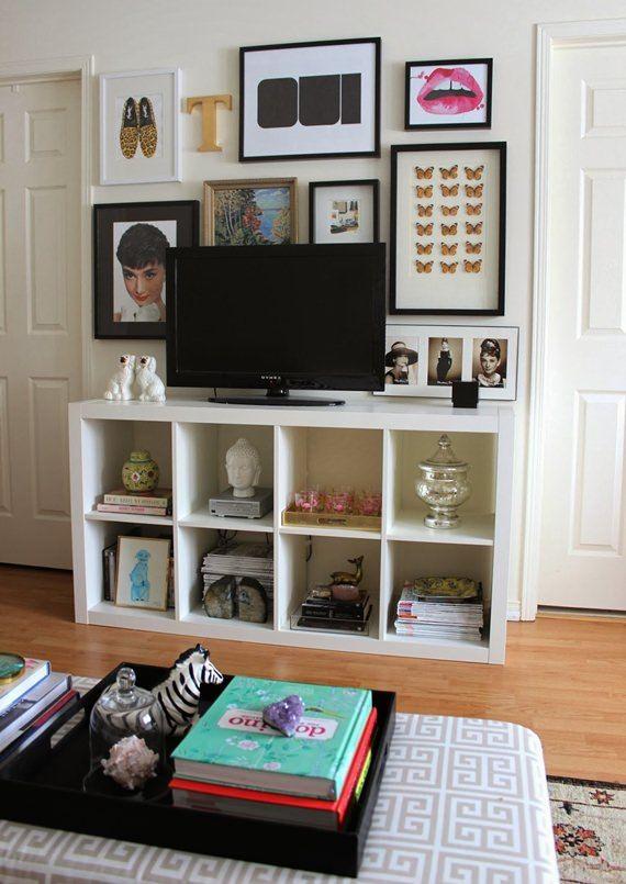 Substitutos Para O Rack De Tv Dorm Pt 2 Living Room Decor