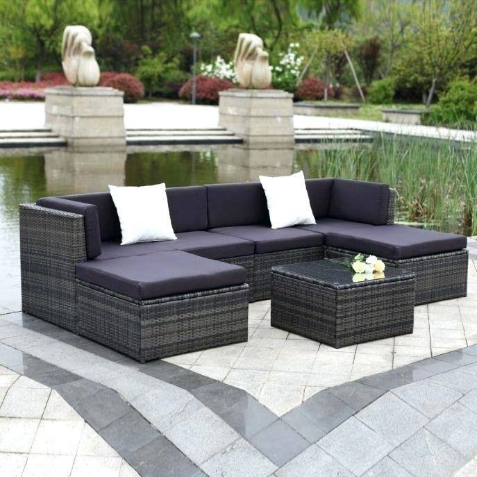 Patio Furniture Online Furniture Sofa Set Rattan Garden