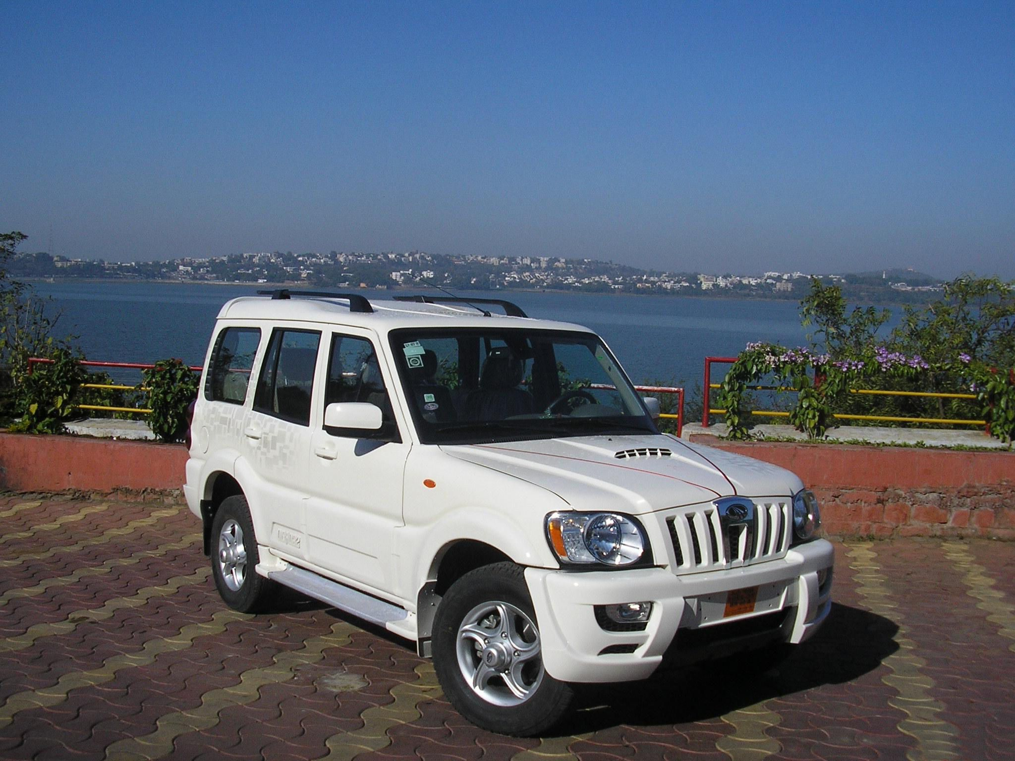 Mahindra Scorpio Desktop Wallpaper This Wallpaper Images