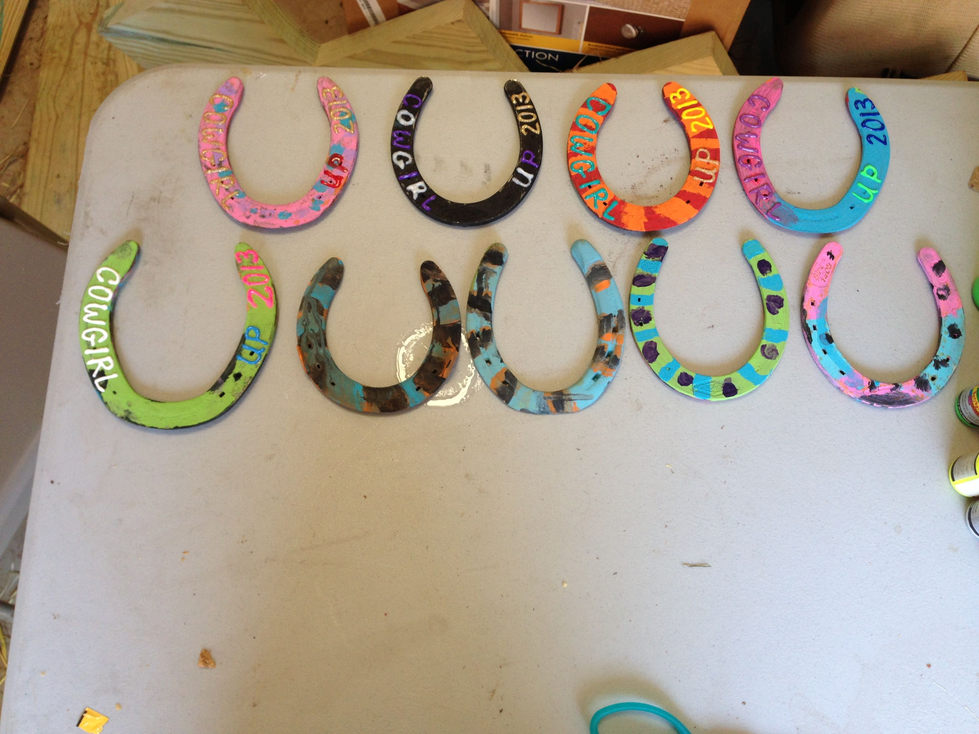 horseshoe crafts for kids