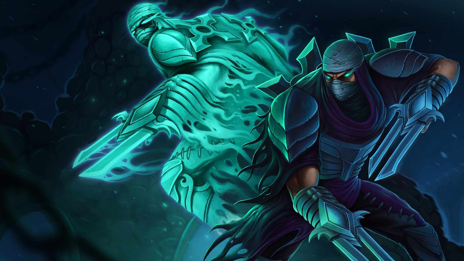 Fanart Zed Mummy Shadow League Of Legends Best Gaming