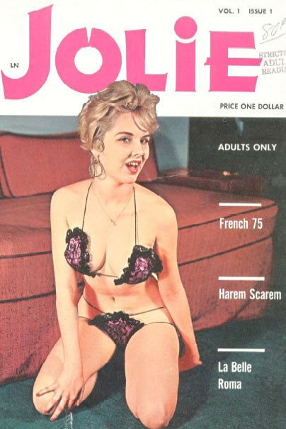 Mature content dvd of 37 Vintage erotic glamour adult magazines nude girls  German Lesbian shaving 1940's to 1980's