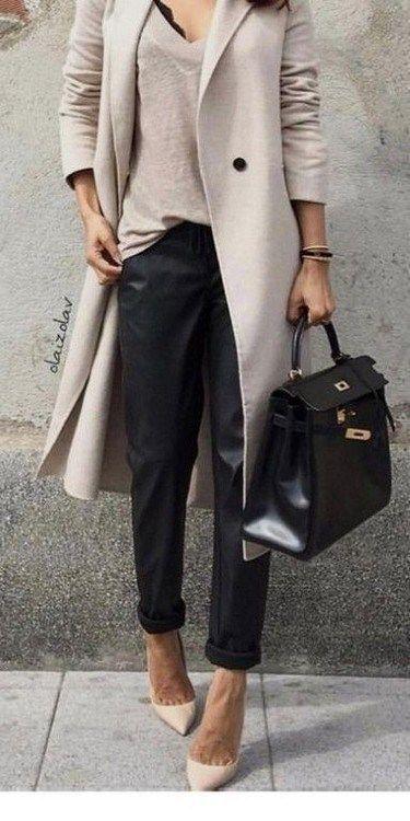 Zobacz Jakie 15 Pomyslow Jest Teraz Na Czasie Na Wp Poczta Work Outfits Women Professional Work Outfit Fashionable Work Outfit
