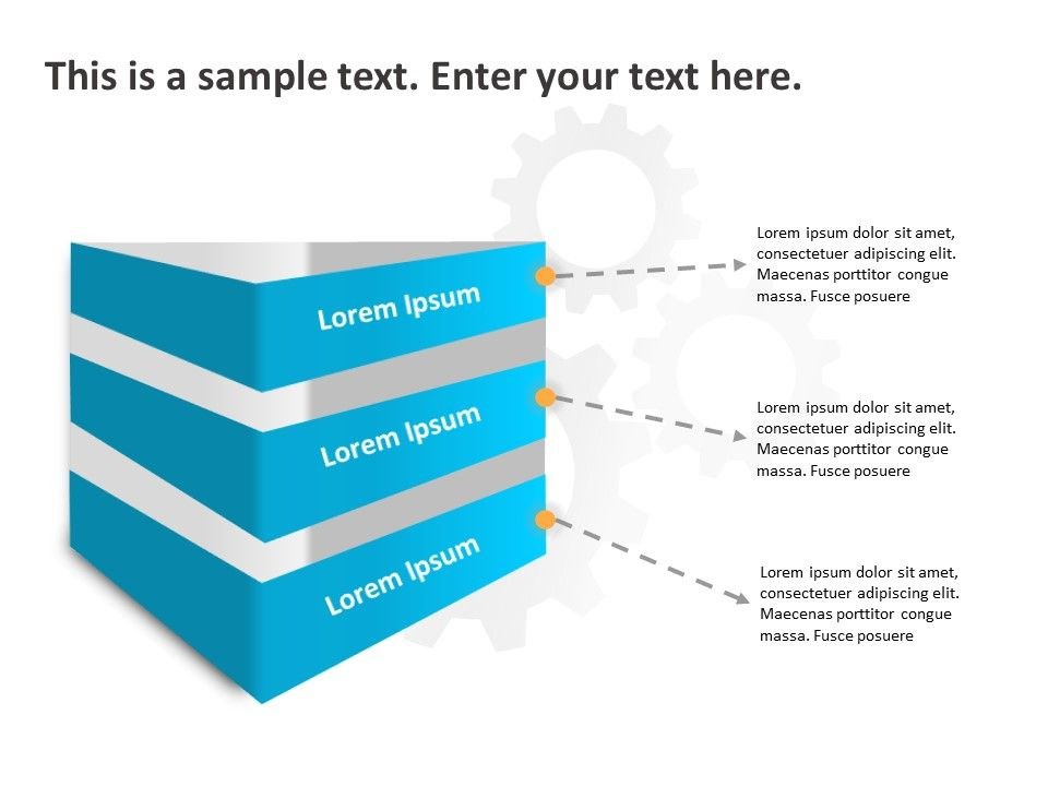 Use Business Strategy PowerPoint Template for showcasing