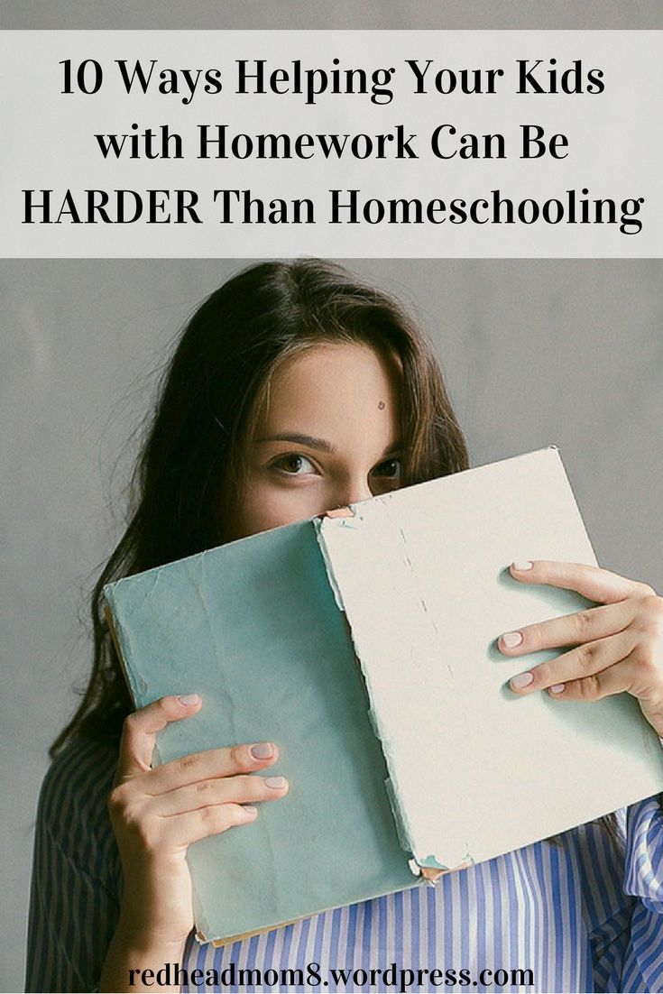how to help adhd child with homework