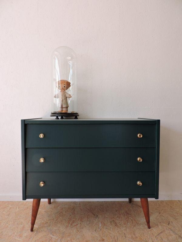 Cote Et Vintage Vente En Ligne De Meubles Et Objets Deco Vintage Annees 50 60 Et 70 Meuble Objet Deco Vintage Commode Vintage