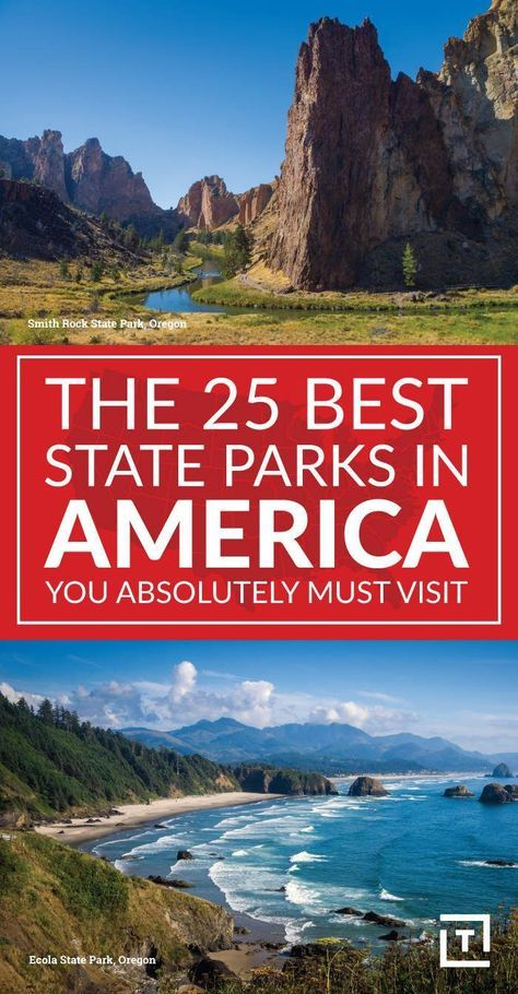 25 Best May Vacation Destinations: You Need To Visit These State Parks Now.