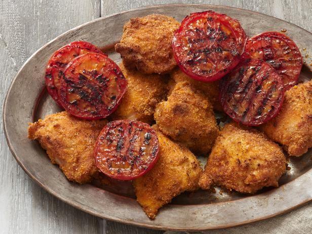 Crispy grilled chicken thighs receta forumfinder Gallery