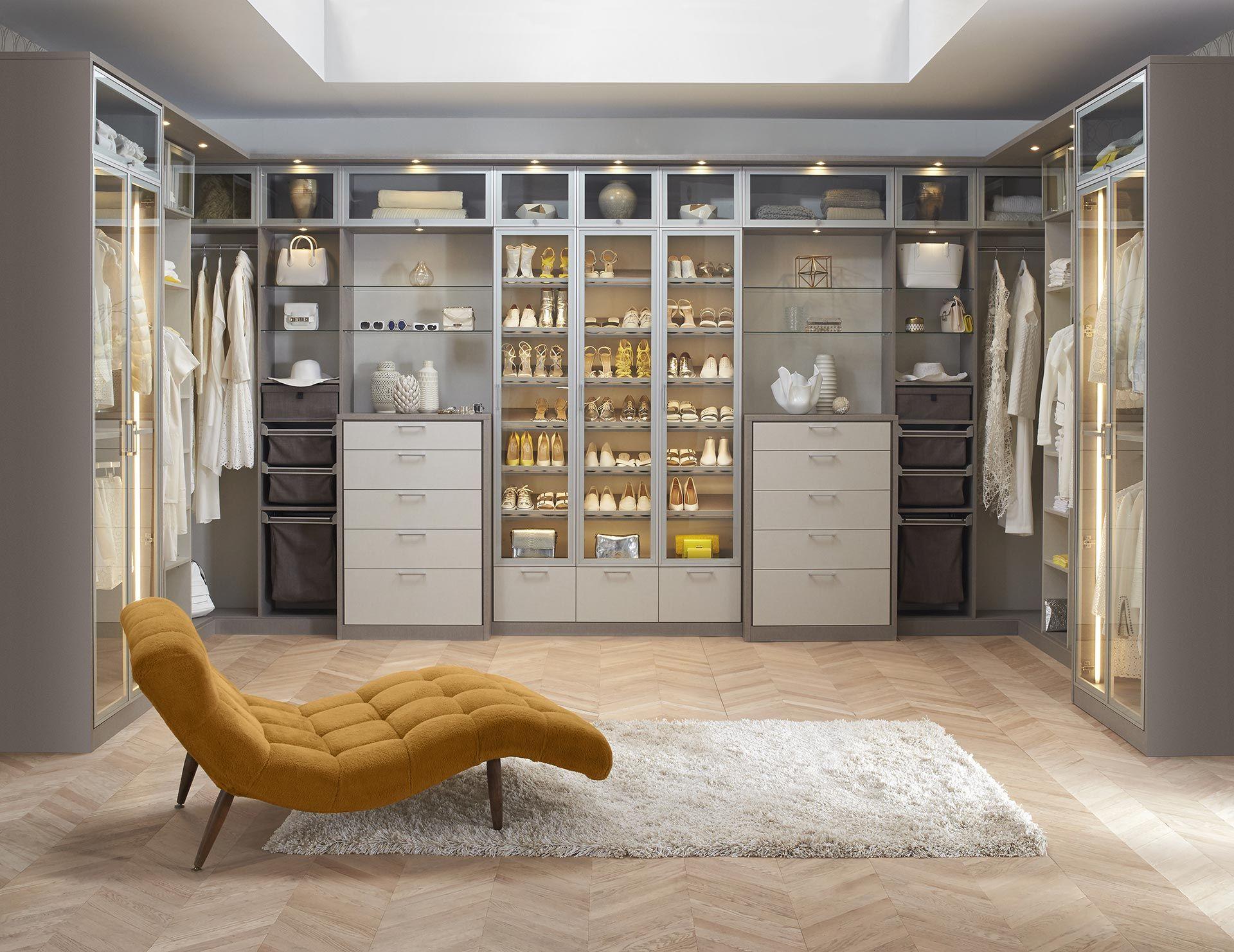 20 Awesome Closet Ideas From Lowes Custom Closet Design Closet