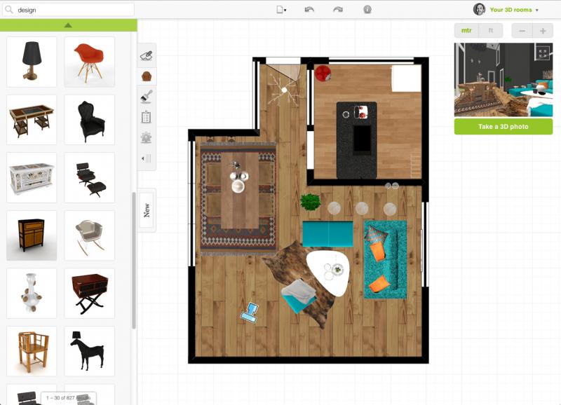 Kak Da Planirate I Obzavedete Doma Si Onlajn S 3d Roomplaner Floor Plan Design Beautiful Room Designs Home Planner