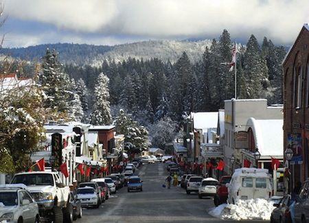 Victorian Christmas In Nevada City California Nevada City California Nevada City California Travel