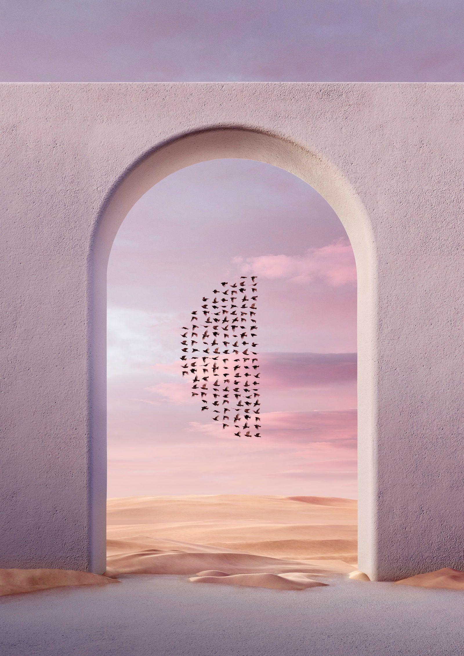 Explore Stunning Dreamscapes Through Artificial