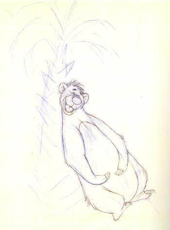 Disney Timeline Photos Facebook Disney Skizzen Disney Dschungelbuch Selber Malen