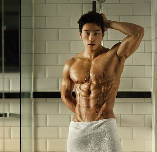asian men hunks nu