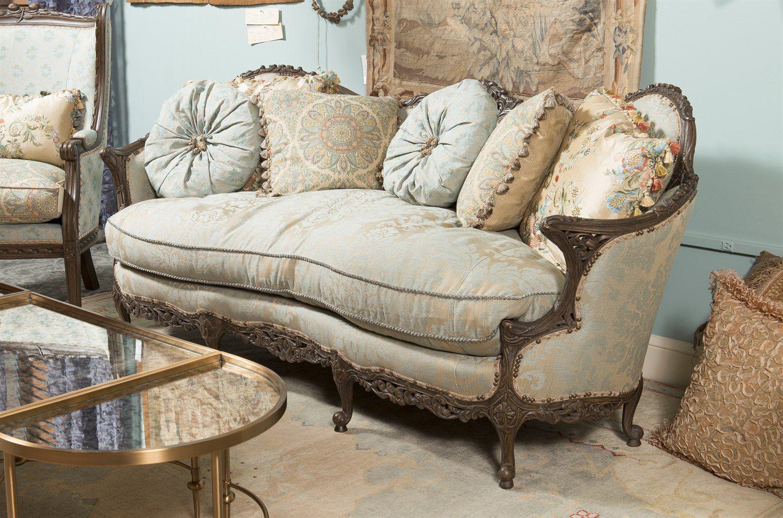 E J Victor Berber Kammlah Savannah Sofa