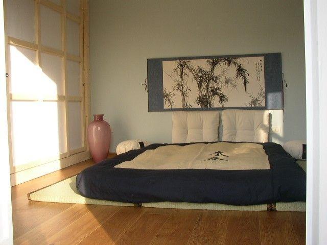 Arredare una camera da letto in stile giapponese | camera ...