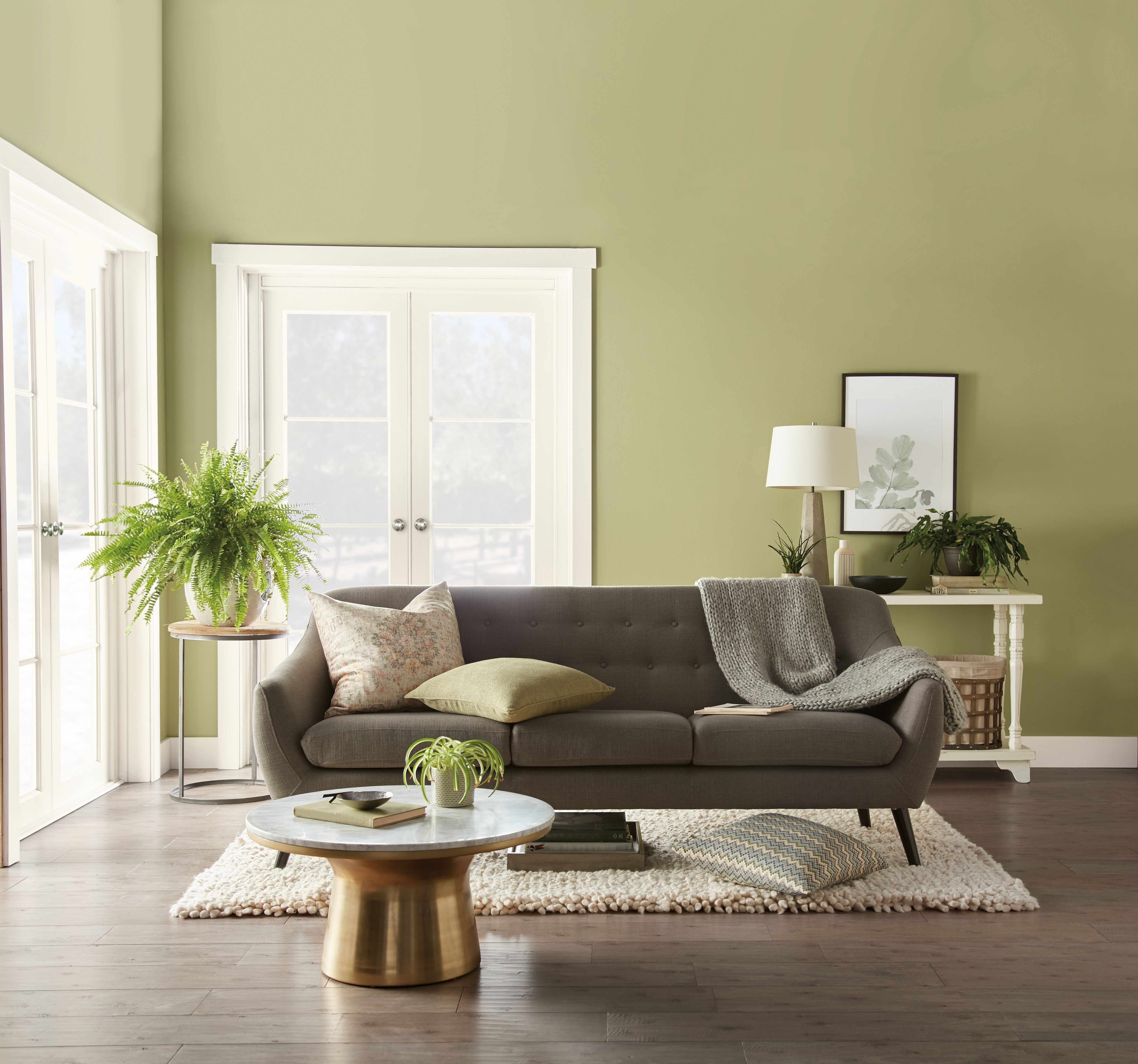 This Is The One Color You Ll Be Seeing Everywhere In 2020 Paint Colors For Living Room Living Room Colors Living Room Paint