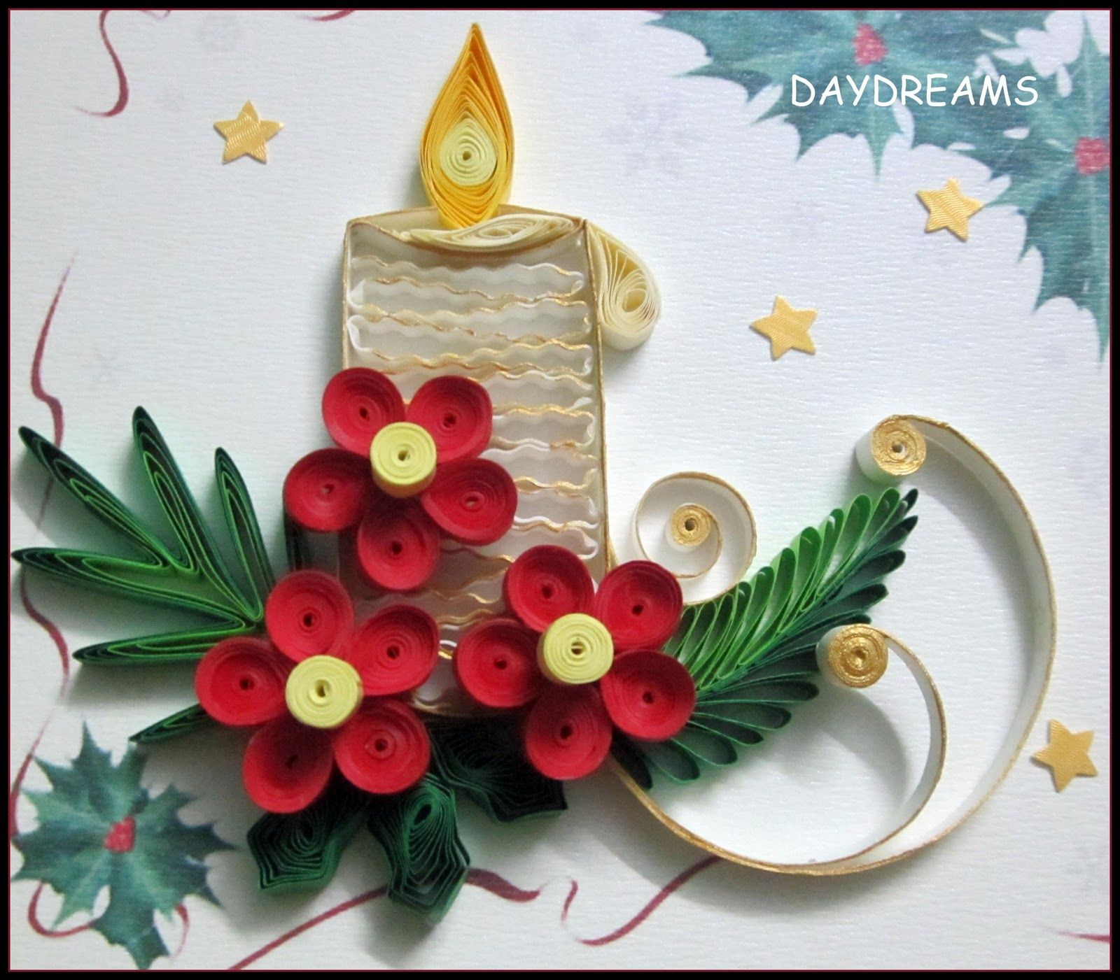 Quilling Christmas Cards Designs Google Search Quilling Christmas Christmas Card Design Origami And Quilling