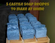 Best one!!! Follow this!!!!! castile soap recipes