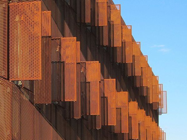 Cor Ten Steel Materials On Archilovers With Images Corten
