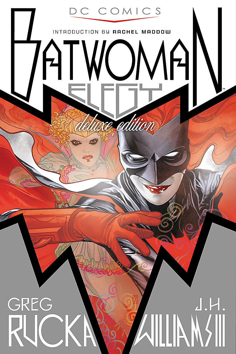 Batwoman Elegy A Review Batwoman, Graphic novel, Comics