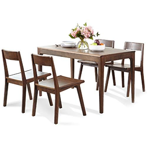 Strange Dining Table Wooden Table Oak Dining Table Set With 4 Dining Dailytribune Chair Design For Home Dailytribuneorg