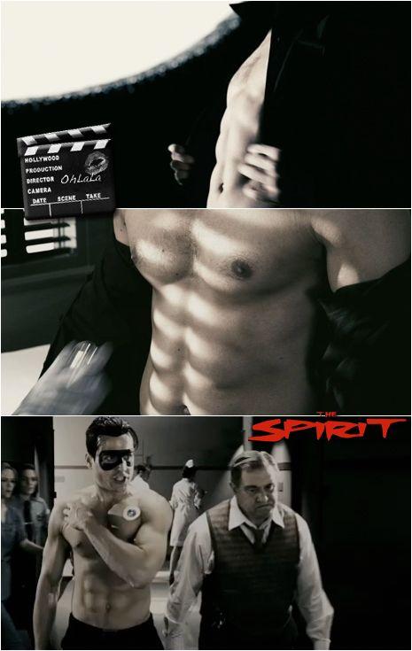 Macht shirtless gabriel Gabriel Macht