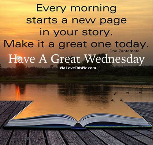 Wednesday Quotes Good Morning My Beautiful Girlshappy Wednesday   Tap The Link