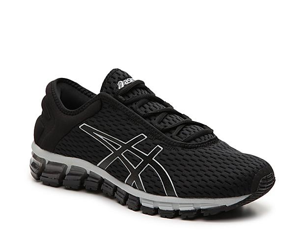 superior quality ed048 4b500 Men Gel Quantum 180 Running Shoe - Men's -Black/Grey ...