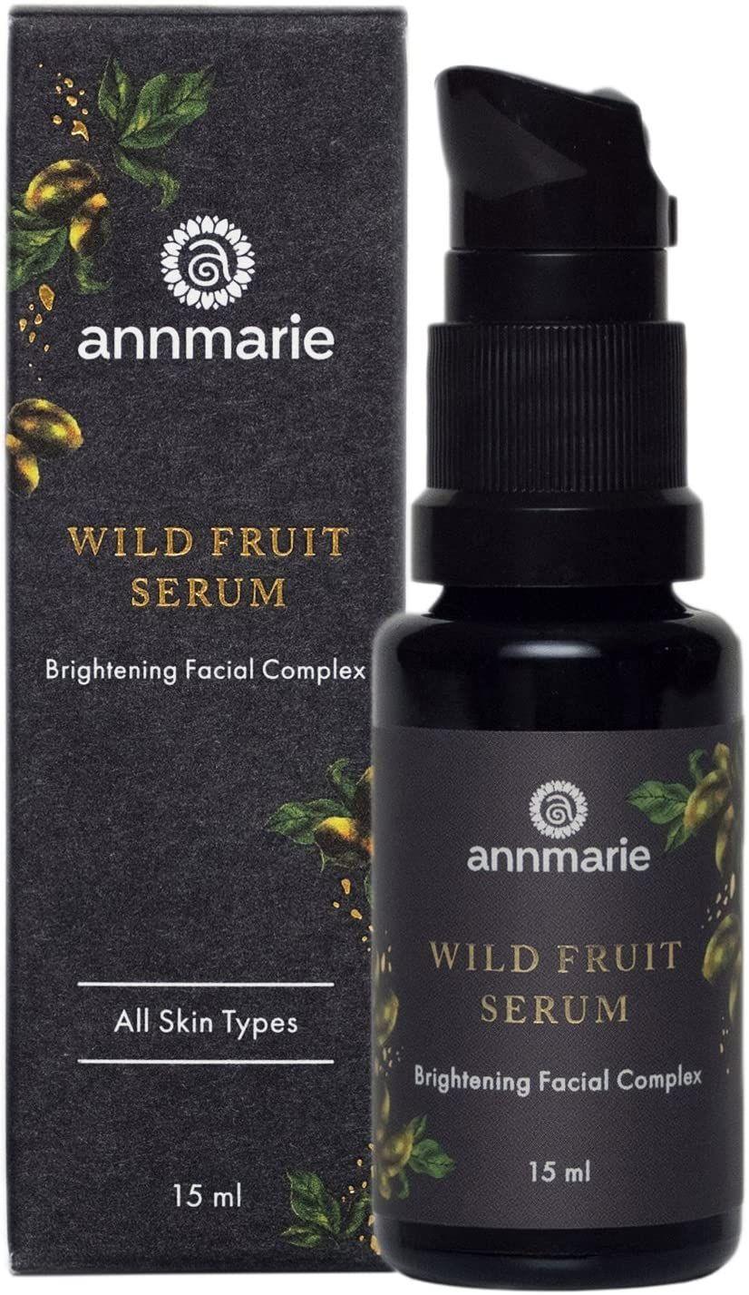 Annmarie skin care wild fruit serum brightening facial