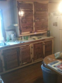 Cedar Kitchen Cabinet Doors
