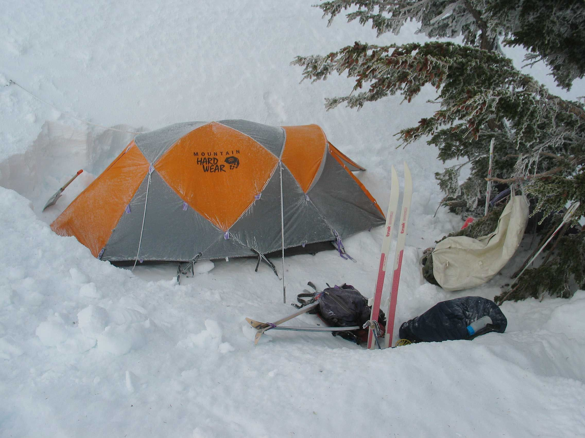 Hiking backpack & Winter camping | Exciting Life Outdoors Group | Pinterest ...