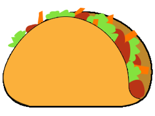 Taco Emoji This Emoji Needs Little To No Introduction By Far One Of The Most Highly Requested Emojis It S Clear To See Peopl Emoji Funny Emoji Hilarious