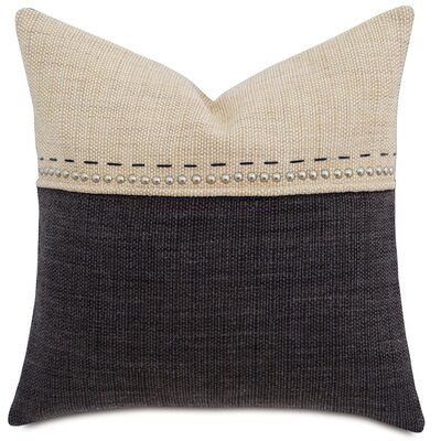 Eastern Accents Barclay Butera Down Throw Pillow Pillows Textured Throw Pillows Throw Pillows