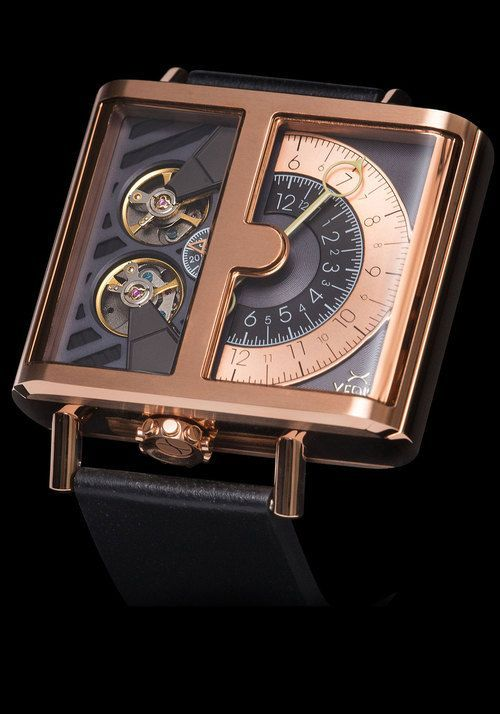Xeric Soloscope Automatic Rose Gold Limited Edition ...
