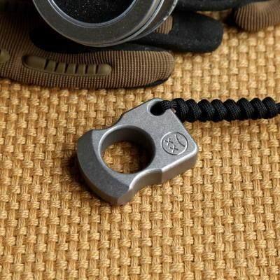 10mm Multipurpose Titanium Single Holes Tools Outdoors Self