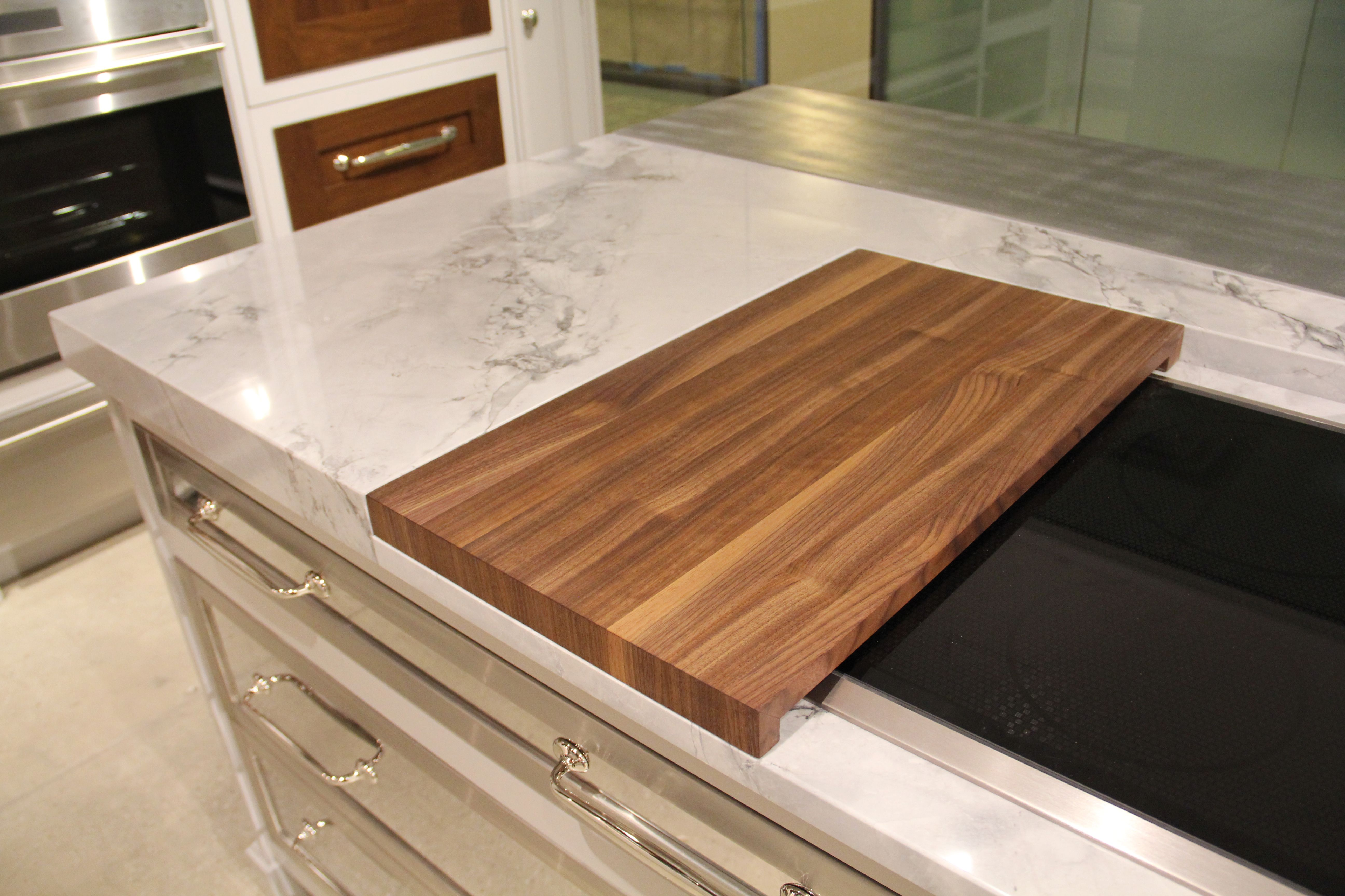 Pin By Engrain Wood Countertops On Engrain Wood Countertops Kitchen Island With Sink White Kitchen Remodeling Kitchen Design