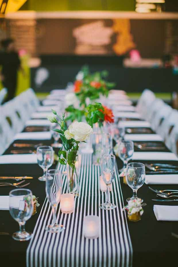 Superior 12 Fresh And Creative Wedding Table Runners
