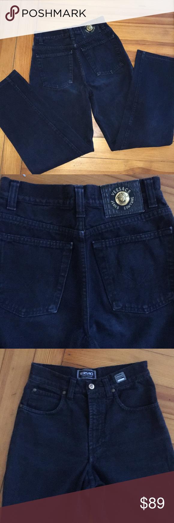 1be4ec08043e1c Versace Jeans Couture Vintage High Waist Jeans 👖 Inseam 29